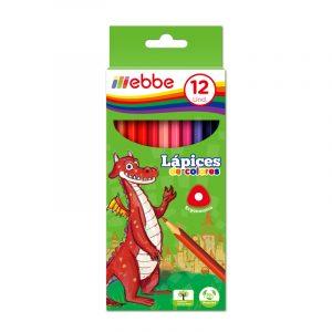 Lápices de colores de madera